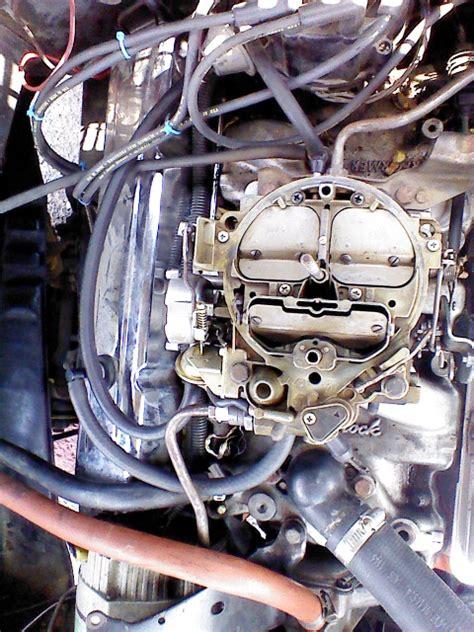 starter  carburetor compatibility