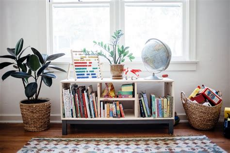 montessori inspired home