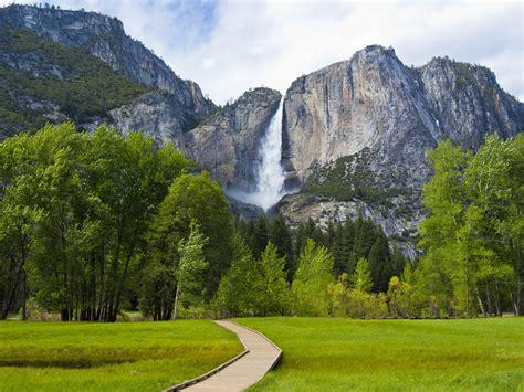Yosemite Falls Wallpapers Wallpaper