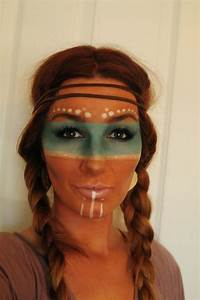 female tribal face paint tumblr | MakeUp Idea