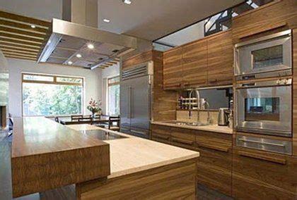 japanese kitchen cabinets dise 241 o cocinas en madera tanto modernas como m 225 s cl 225 sicas 2039
