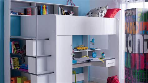 chambre d ados fille comment choisir un lit mezzanine