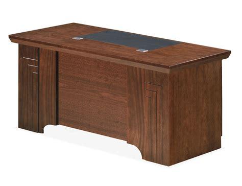 Office Desk Real Wood by Sandhurst Large Executive Office Desk Real Wood Veneer