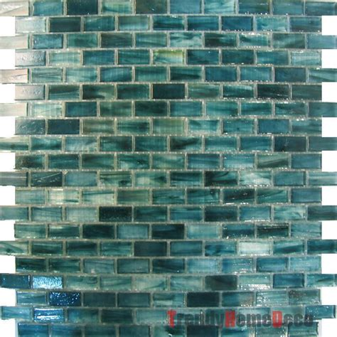 blue tile backsplash kitchen sample blue recycle glass mosaic tile backsplash kitchen