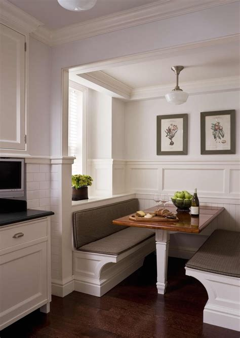 25+ Best Ideas About Kitchen Booths On Pinterest  Booth