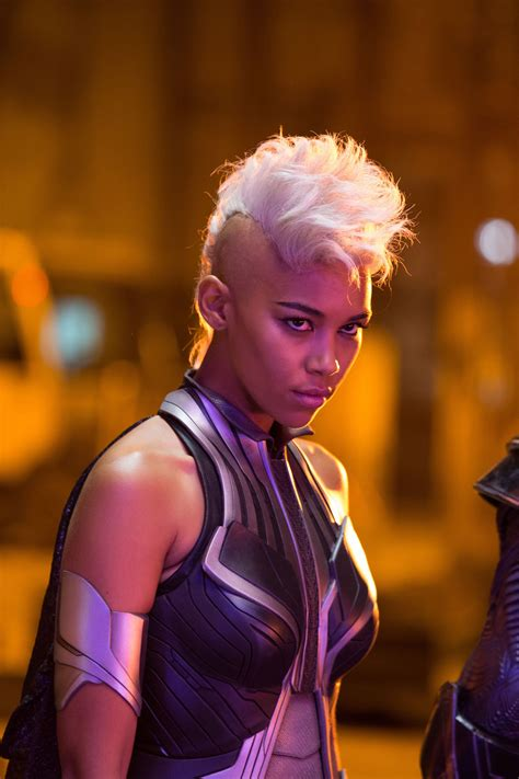 The story is great, with a poisoned storm hanging with the thief yukio, but the big thing here is that storm gets herself a new punk rock 'do and. Apocalypse - Storm - X-Men Films: Legacy