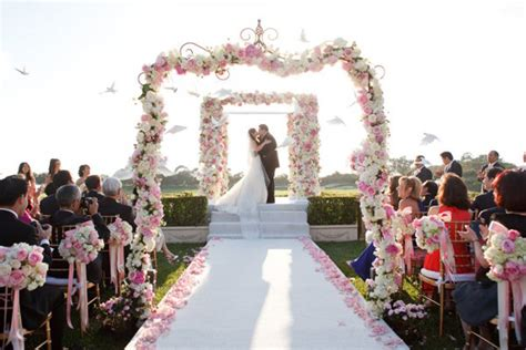 planning a wedding ceremony review wedding ceremony preparation works
