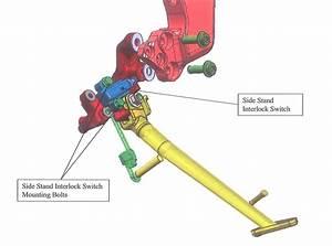 Need Bolt Size For Kickstand Sensor