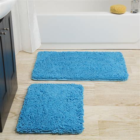 bath rug set lavish home 2 bath mat set reviews wayfair