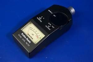 Radioshack Sound Level Meter  33