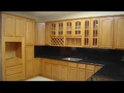 kitchen wooden design kerala style wooden kitchen cabinets 3511