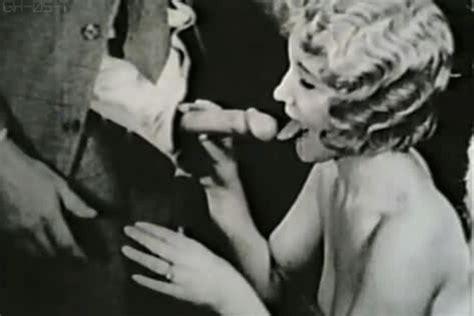 vintage porn flotter dreier blowjob