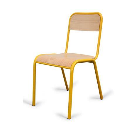 chaise d écolier chaise d 39 écolier en bois et métal chaise d 39 école
