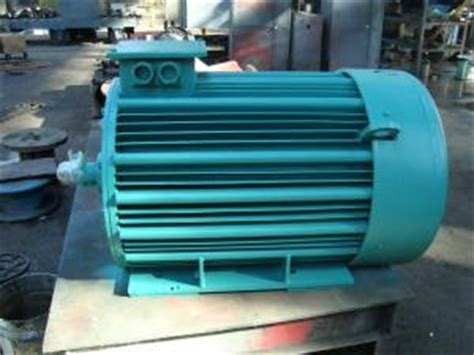 Motor Electric Asincron by Motor Electric Asincron Trifazat 160 Kw 3000 Rpm 0 4kv