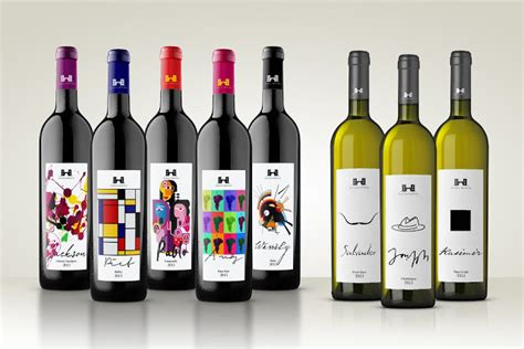 wine labels inspired by artists on packaging of wine labels inspired by artists white wine on