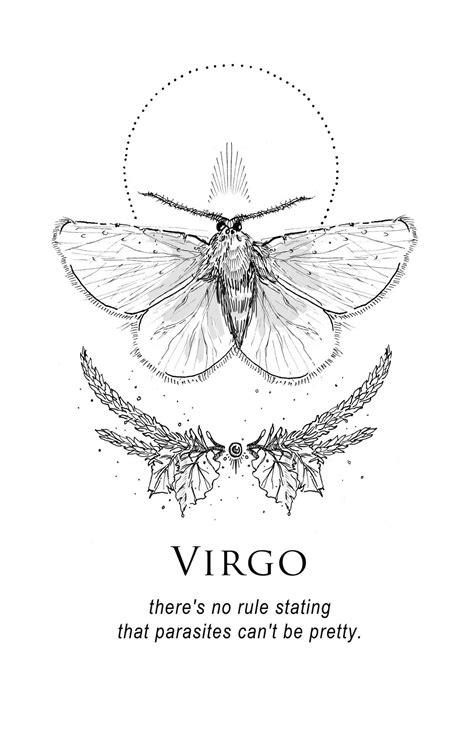 shittyhoroscopesvine.tumblr.com | Virgo tattoo, Astrology virgo, Virgo