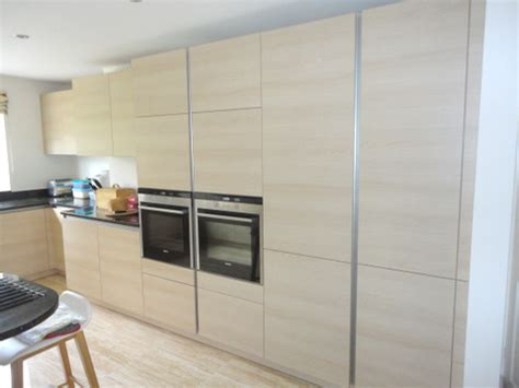 Brand New Schuller C3 Handleless Kitchen And Utility In
