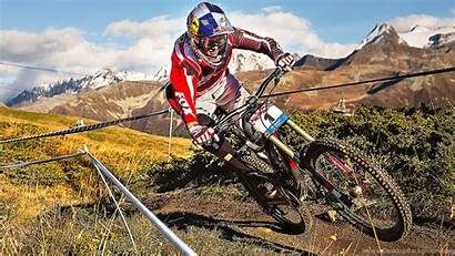 Bellwald Downhill Mountain Bike Arena Sommer Wallpapers