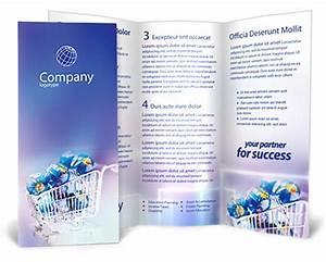 e brochure template ecommerce brochure template design id With e brochure design templates
