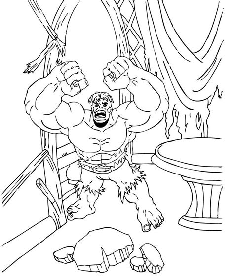 desperate hulk coloring pages hellokidscom