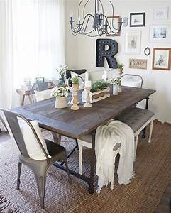 Dining Room Awesome Rustic Dining Table Decor Rustic