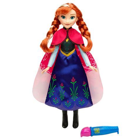 siege macdonald poupée reine des neiges cape féérique hasbro king