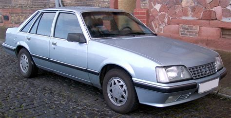 Opel Senator by Opel Senator