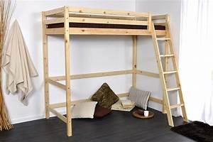 Lit Pas Cher 1 Place : comment trouver un lit mezzanine pas cher sur internet ~ Teatrodelosmanantiales.com Idées de Décoration