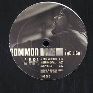 Common The Light by The Light Common Song