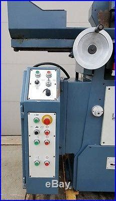 jones shipman model  apr surface grinder parts machine handles missing