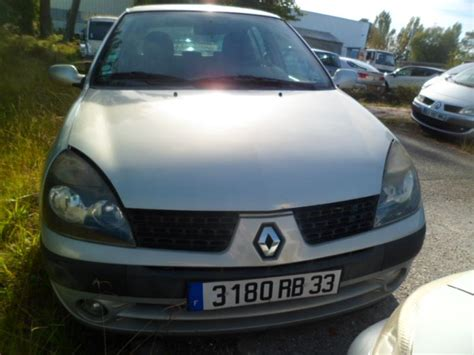 fermeture centralisee coffre renault clio ii phase 2 essence