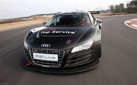 Audi R8 Lms 2018 Widescreen Exotic Car Picture 01 Of 36