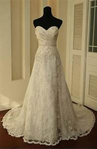 vintage lace wedding dress a line bridal gown wedding With luulla wedding dresses