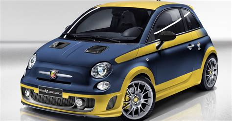 Fiat Us by New Abarth 695 Fuori Serie Debut Fiat 500 Usa