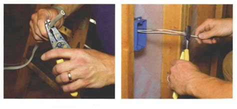 Rough Electrical Wiring Fine Homebuilding