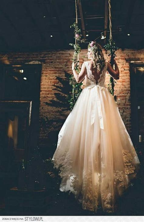 whimsical  ethereal wedding dresses  fairy tale