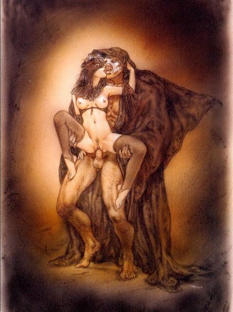 Erotic Fantasy Artwork Nerd Porn