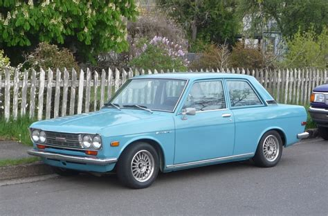 Datsun Spirit by Curbside Classic 1979 Datsun 510 Revived In Name If Not