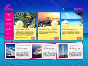 web page designer web page design for travel website moonmicrosystem
