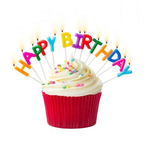 Birthday Cupcake Images Happy Birthday Cupcakes With Candles Images