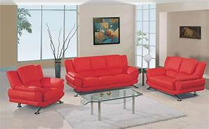 Red leather sofa deals sofa menzilperdenet for Red sectional sofas cheap