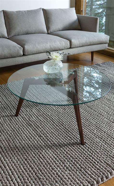 chic glass coffee tables  catch  eye digsdigs