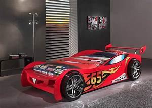 Lit Voiture Garcon : lit voiture enfant rallycar zd1 lit car ~ Teatrodelosmanantiales.com Idées de Décoration
