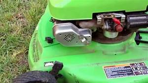 Lawn-boy 10330 With A Tecumseh Tvs120 From A Craftsman Eager-1