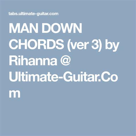rihanna man  chords ukulele rihanna