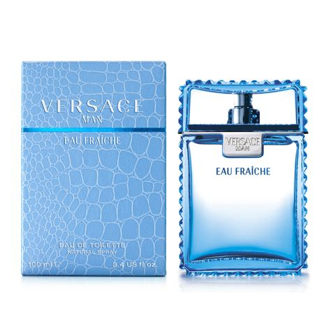 versace eau fraiche edt 100ml new demonstration unit