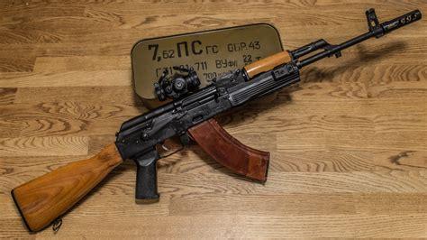 A Cugir Ws1-63 (romanian Akm) -the Firearm Blog
