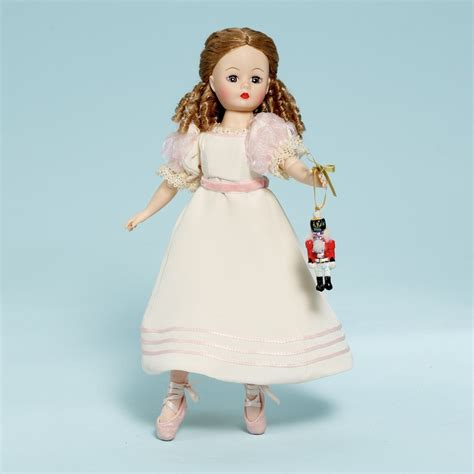 american ballet theatre and madame alexander s clara doll