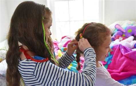 diy colorful girls organizer  hair accessories
