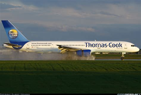 Boeing 757-2Y0 - Thomas Cook Airlines | Aviation Photo ...